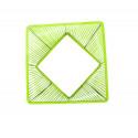 zoom Grün design quadrat gartentisch