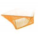 Table basse design Orange