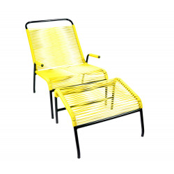 Lounge chair Brazza