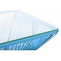 Détail de Très Grande table basse veracruz Bleu