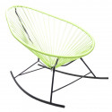 Green Acapulco rocking chair