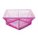 Table basse design Fuschia