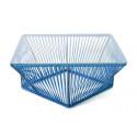 mesita rectángulo Azul Marino