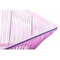 Grande table basse design Rose
