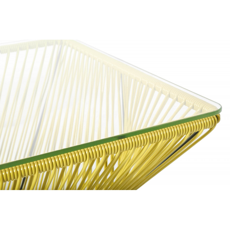Coffee table design f bazenant for Couchtisch yellow
