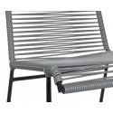 Grau Stuhl Spulen