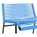 Blau Stuhl Spulen