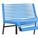 bobina de silla Azul Cielo