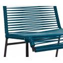 Bobine Chaise bleu canard