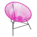 fauteuil Huatulco Fuschia