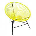 Yellow Huatulco chair