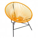 fauteuil Huatulco Orange