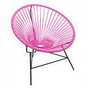 fauteuil Huatulco Rose