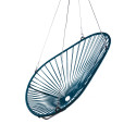 Ocean Blue Acapulco swing chair
