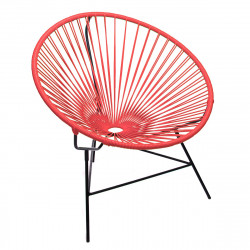 Red Huatulco chair