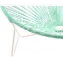 detail green pastel Tulum Chair