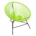 fauteuil Huatulco Vert Anis