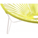 Yellow Tulum chair