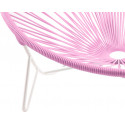 Coils Pink Tulum chair