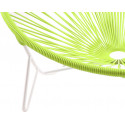 Coils Green Tulum chair