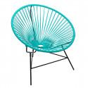 Turquoise Huatulco chair