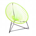 Green acapulco kids chair
