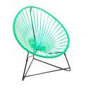 Turquoise acapulco kids chair