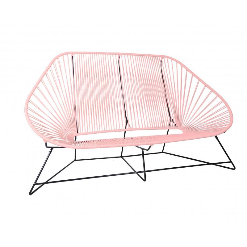 Un fauteuil acapulco pour trois c 39 est le grand canap de boqa - Canape acapulco ...
