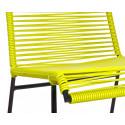 Gelb Stuhl Spulen
