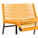 orange chair coils