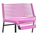 Pink chair coils