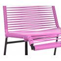 bobina de silla Rosa
