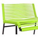 bobina de silla Verde
