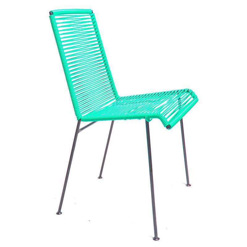 mazunte chair for in and outdoor dining room