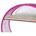 Fuschia Sonix Shelf