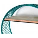 Ocean Blue Sonix Shelf