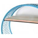 Sky Blue Sonix Shelf