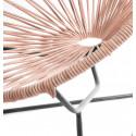 fauteuil acapulco enfant cuir