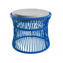 Ottoman Night Blue Acapulco chair