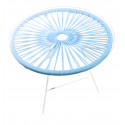 Table Acapulco Bleu Ciel