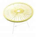Lemon Yellow coffee table