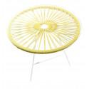 Lemon Yellow coffee table