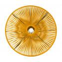 Orange Draht Kuppel