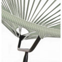 Green olive Acapulco rocking chair