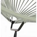 fauteuil à bascule Acapulco Vert olive