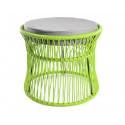Ottoman Green Acapulco chair