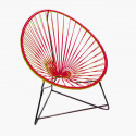 White acapulco kids chair
