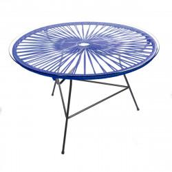 mesita Azul Marino