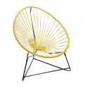 Lemon Yellow acapulco kids chair