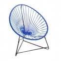 fauteuil acapulco enfant Bleu Nuit
